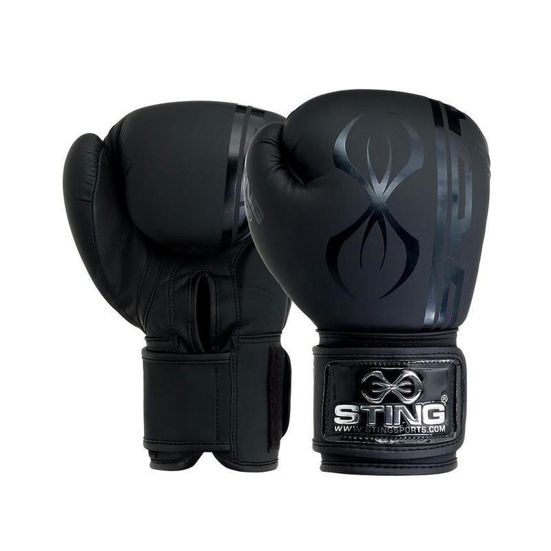 STING | ARMAPLUS BOXING GLOVE | STRIKE PERFORMANCE (MATTE BLACK)