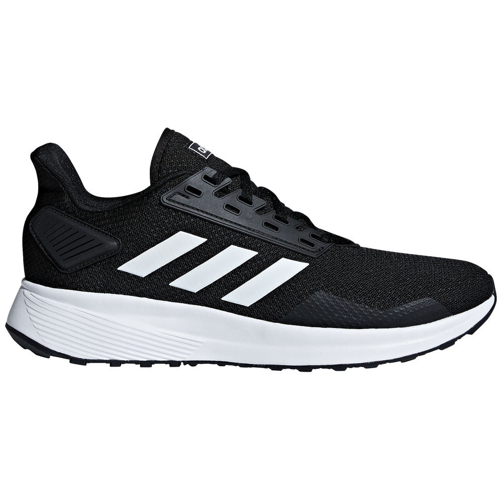 ADIDAS | MENS DURAMO 9 BLACK/WHITE