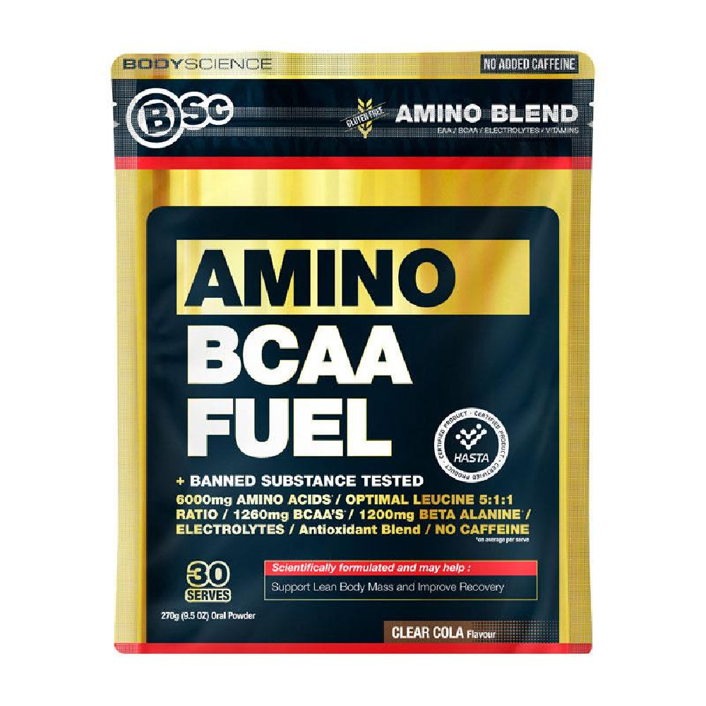 BSC | ESSENTIAL AMINO BCAA FUEL 270G