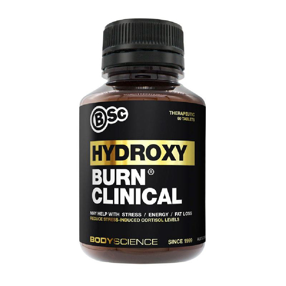 BSC | HYDROXYBURN CLINICAL (60 TABLETS)