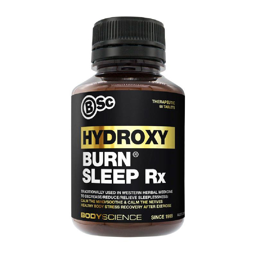 BSC | HYDROXYBURN CLINICAL SLEEP RX (60 TABLETS)
