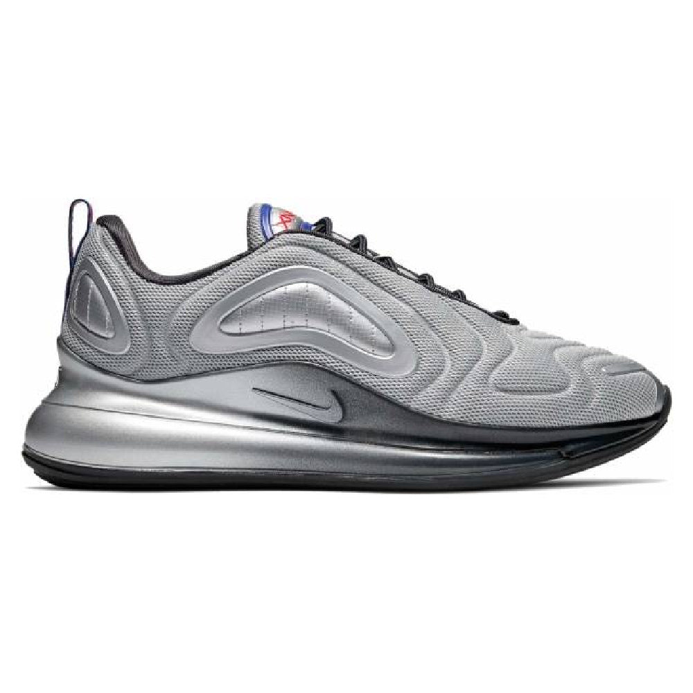 NIKE | MENS AIR MAX 720 (METALLIC SILVER/OFF NIOR)