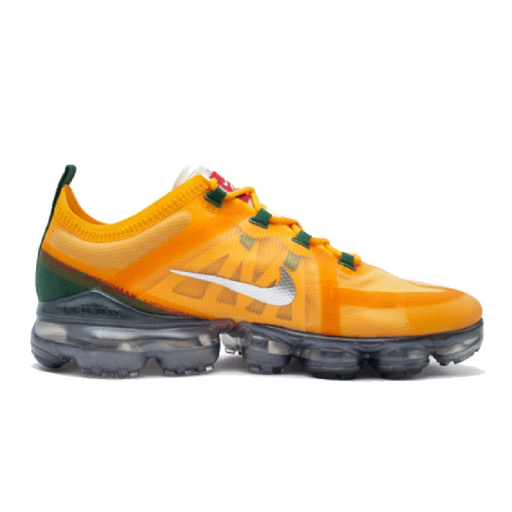 NIKE | MENS AIR VAPORMAX 19 MESH TRAINER (CANYON GOLD/METALLIC SILVER)