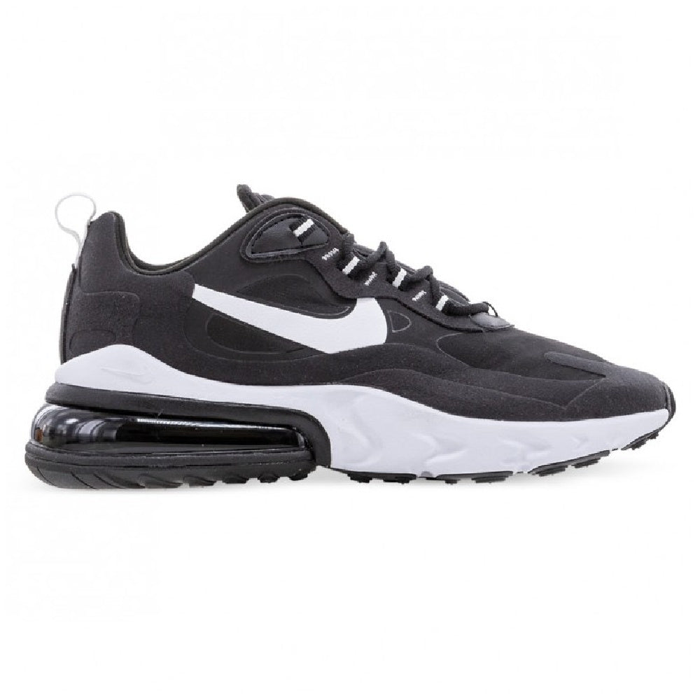NIKE | MENS AIR MAX 270 REACT (BLACK/WHITE-BLACK)