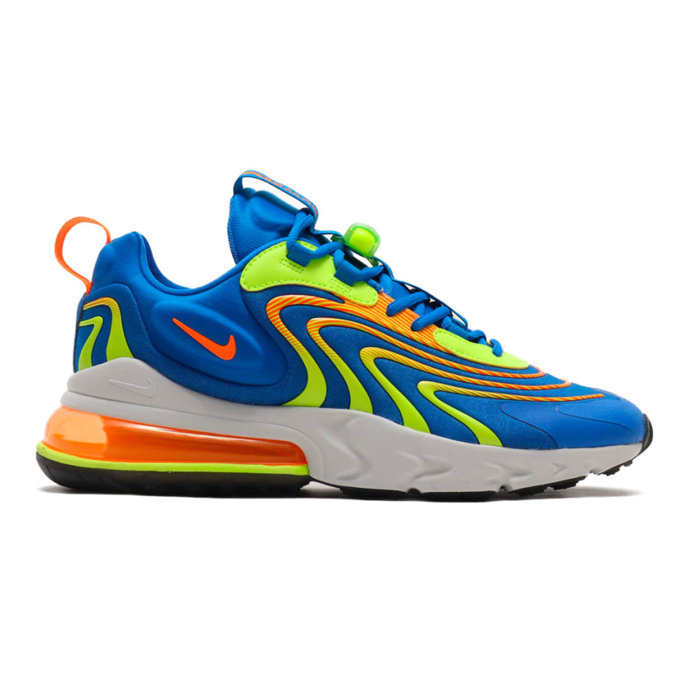 NIKE | MENS AIR MAX 270 REACT ENG (SOAR/TOTAL ORANGE VOLT)