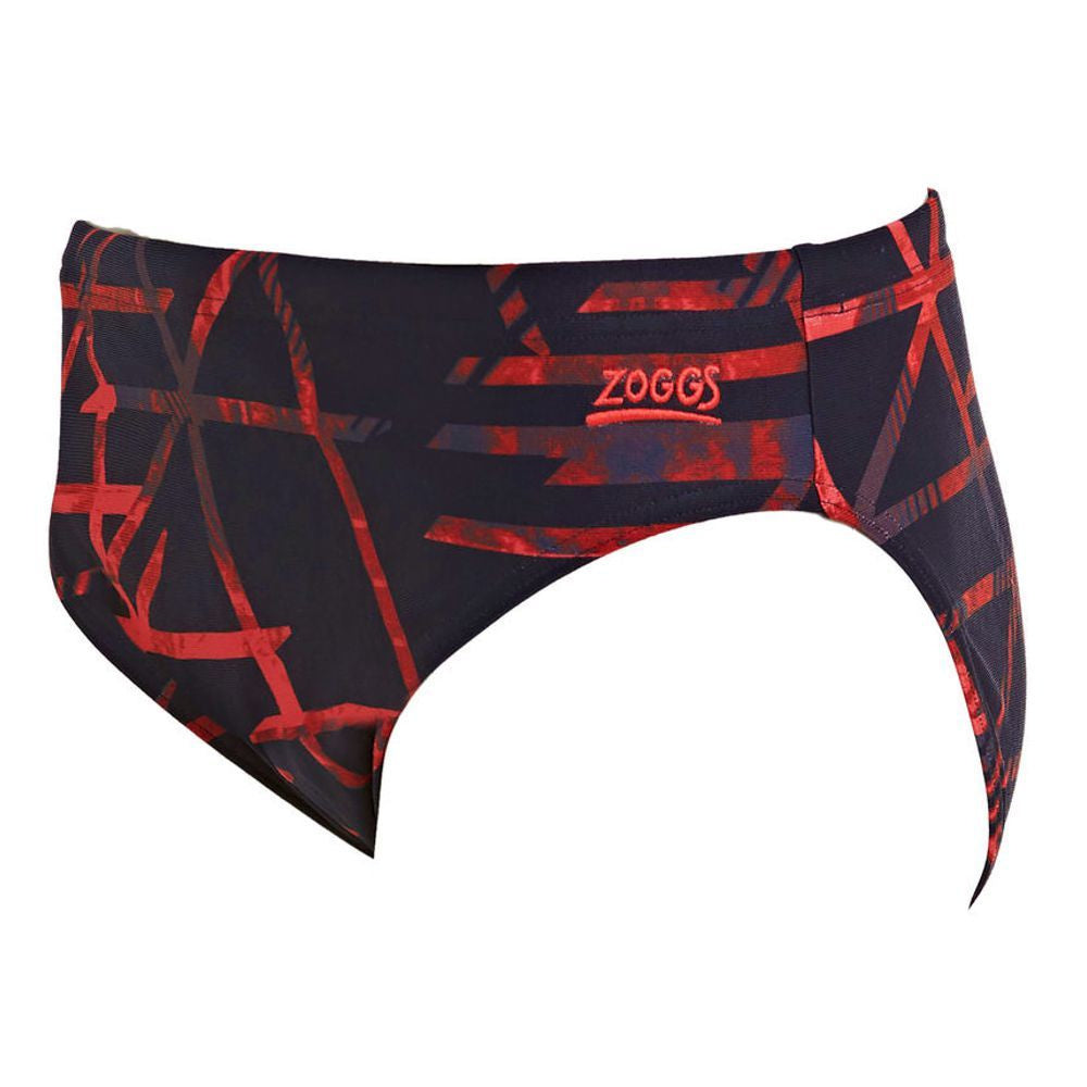 ZOGGS | MENS EQUATION RACER RED