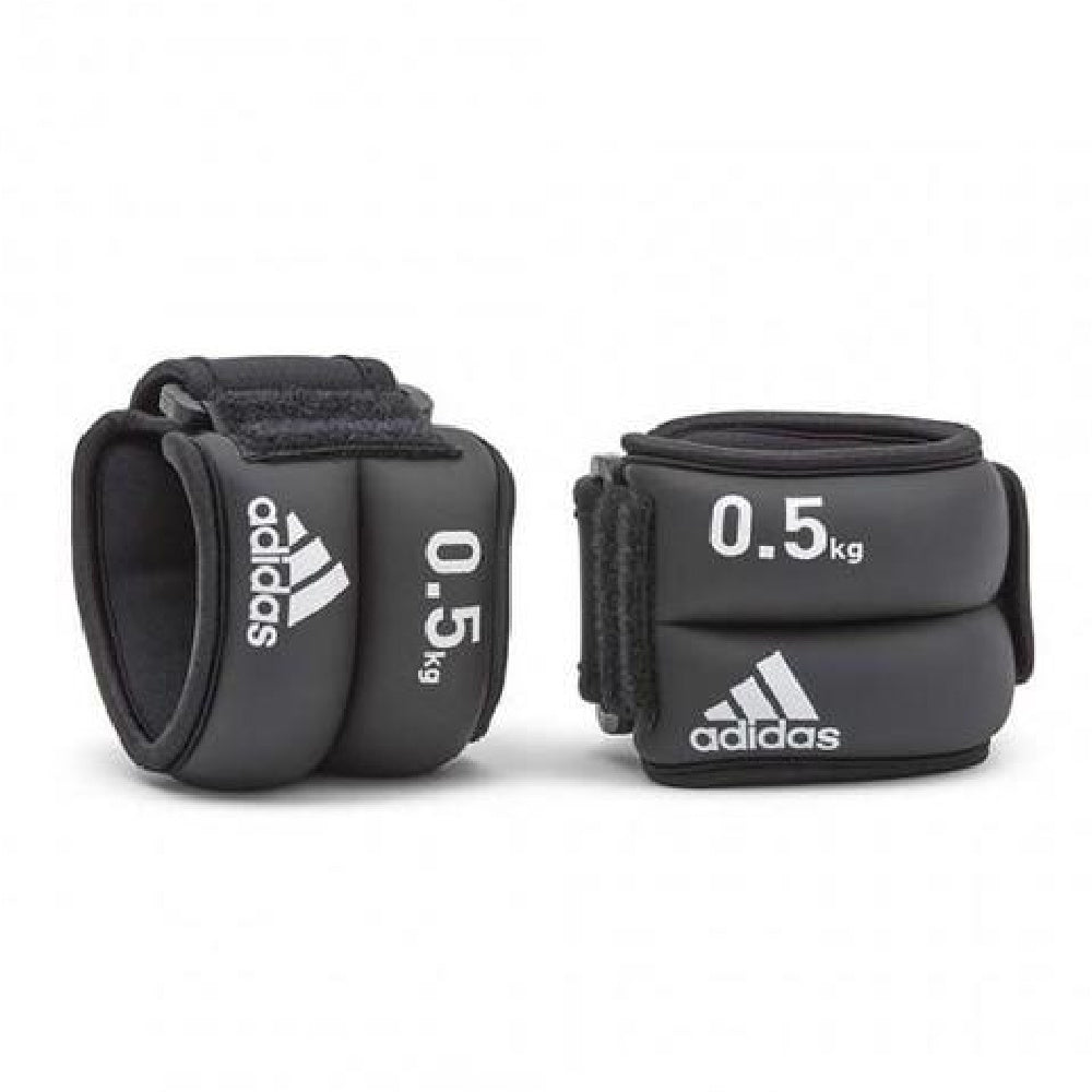 ADIDAS | ANKLE/WRIST WEIGHTS - 0.5KG PAIR