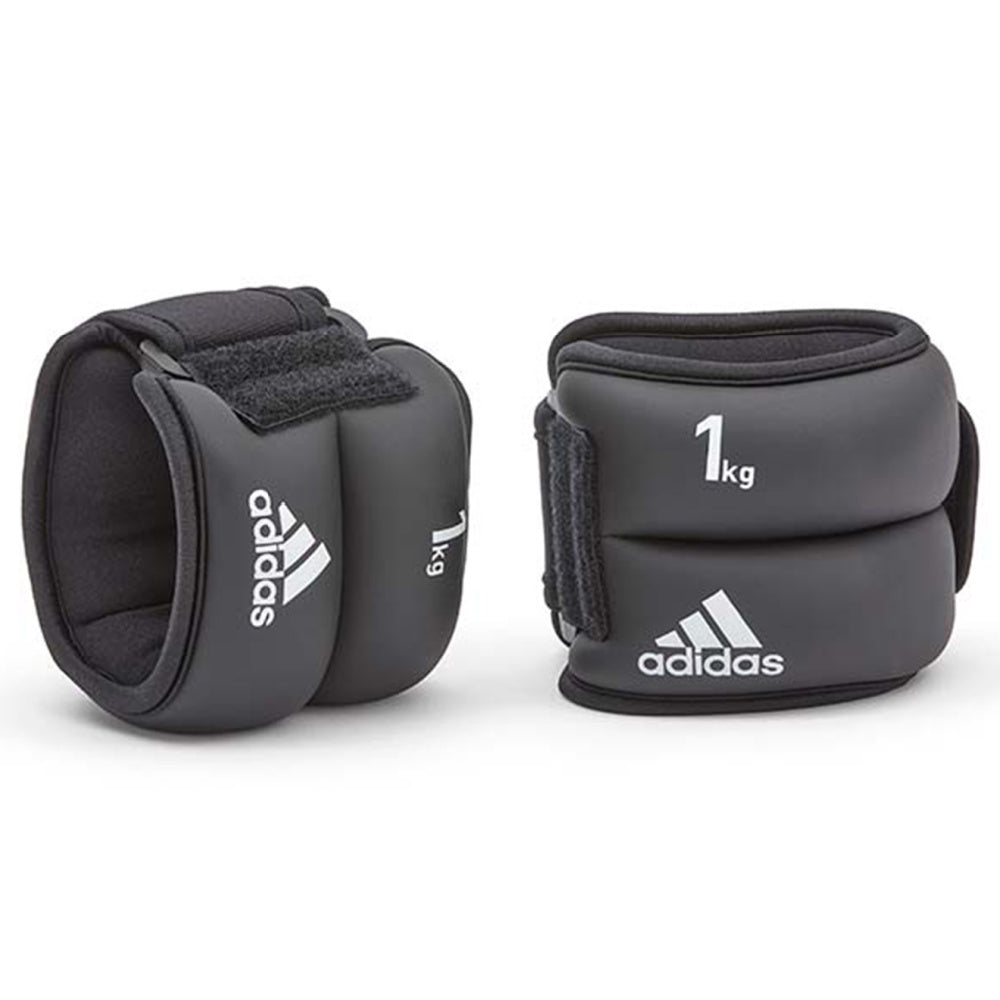 ADIDAS | ANKLE/WRIST WEIGHTS - 1KG PAIR