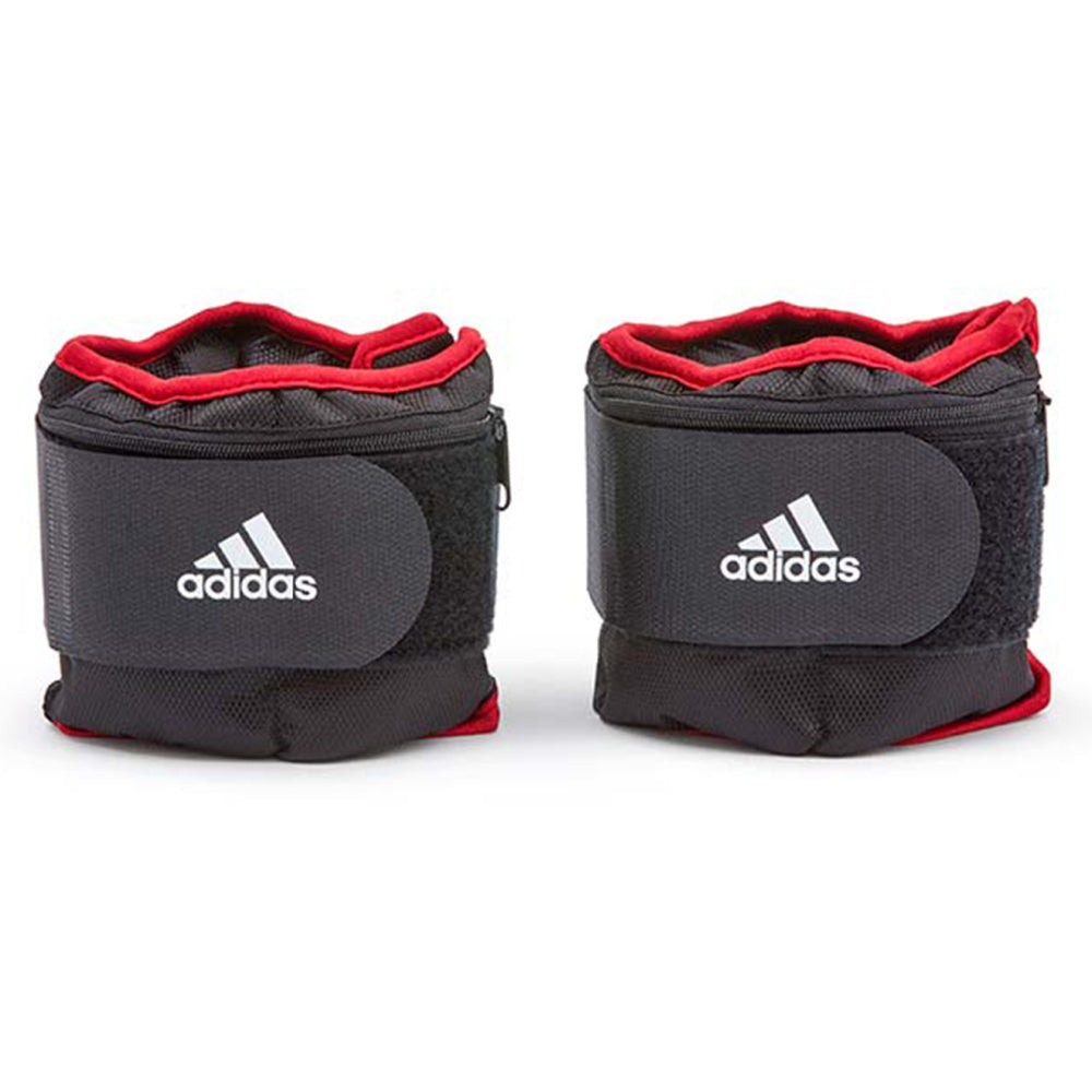 ADIDAS | ADJUSTABLE ANKLE WEIGHTS 2KG PAIR