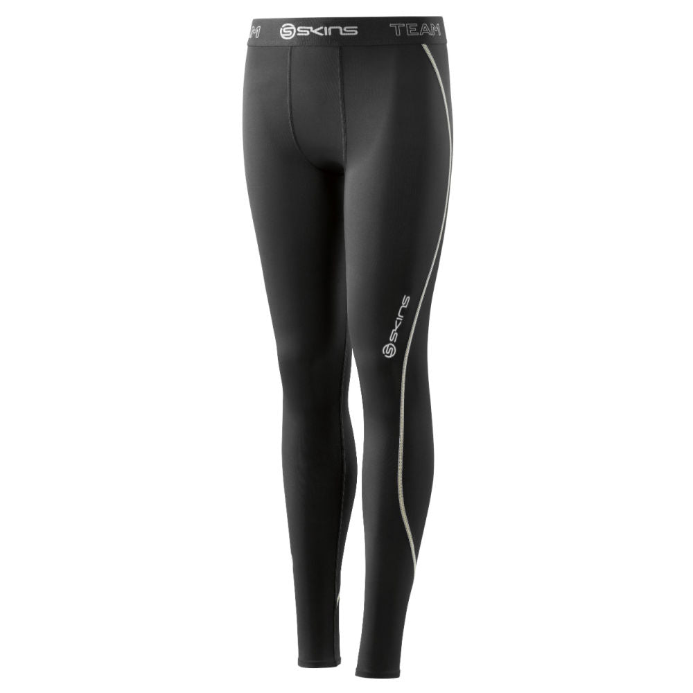 SKINS | DNAMIC TEAM YOUTH COMPRESSION LONG TIGHTS (BLACK)