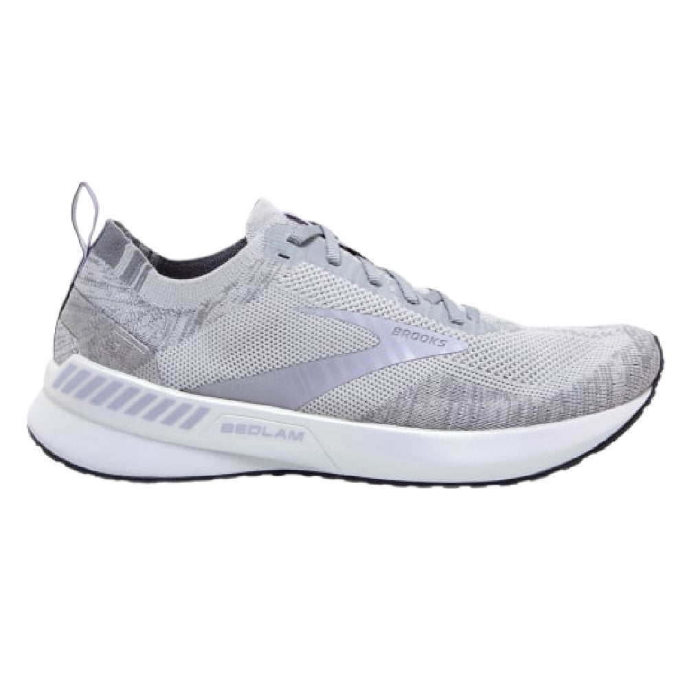 BROOKS | WOMENS BEDLAM 3 GREY