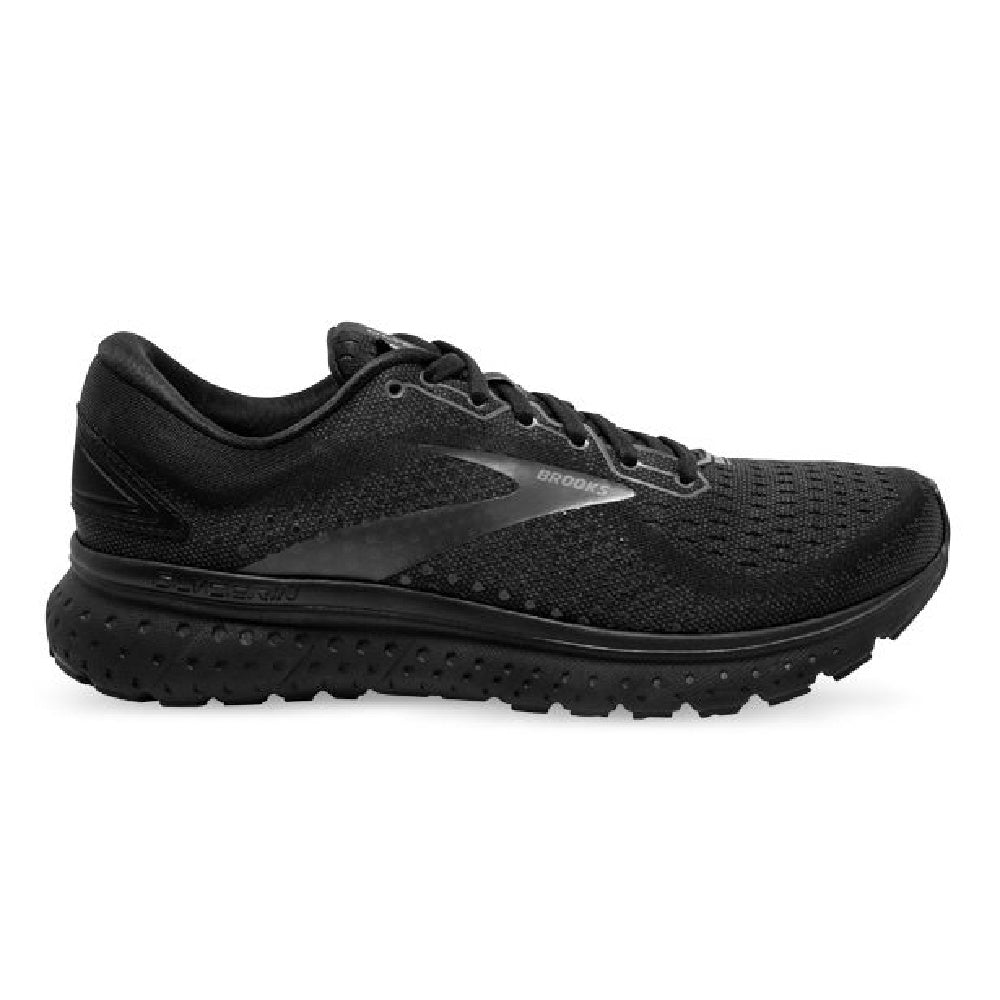 BROOKS | WOMENS GLYCERIN 18 BLACK