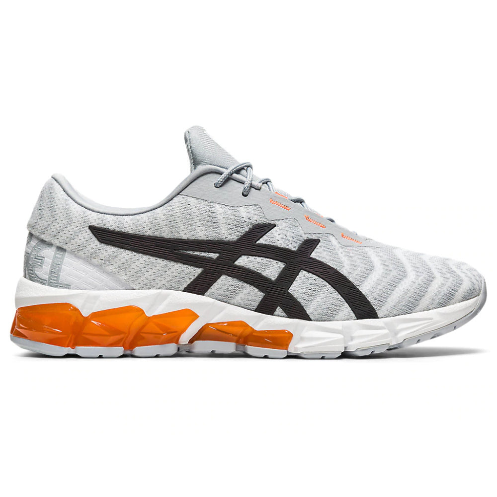 ASICS | MENS GEL QUANTUM 180 5 GREY/ORANGE