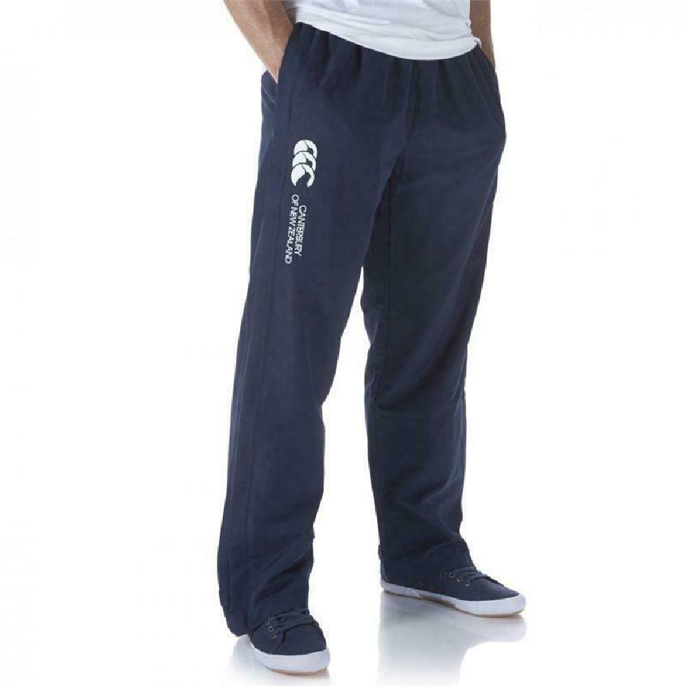 CANTERBURY | MENS OPEN HEM STADIUM PANT NAVY