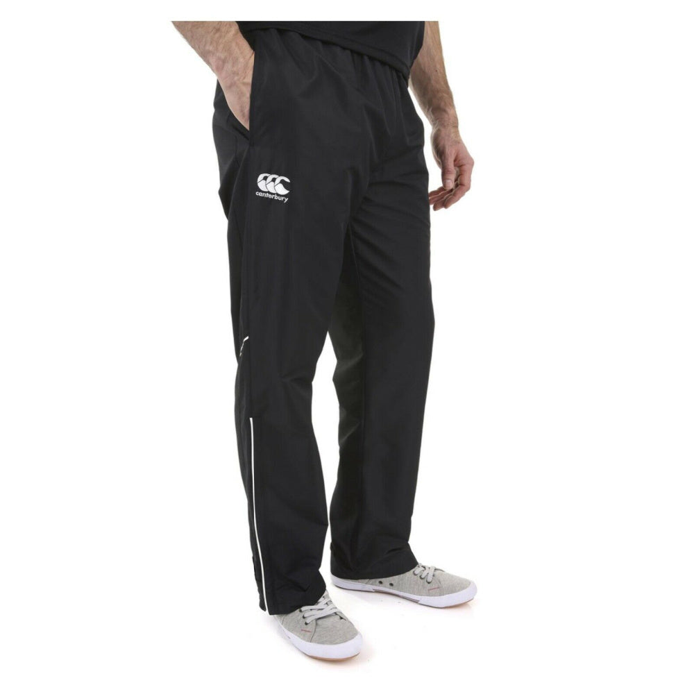 CANTERBURY | MENS TEAM TRACKPANT BLACK