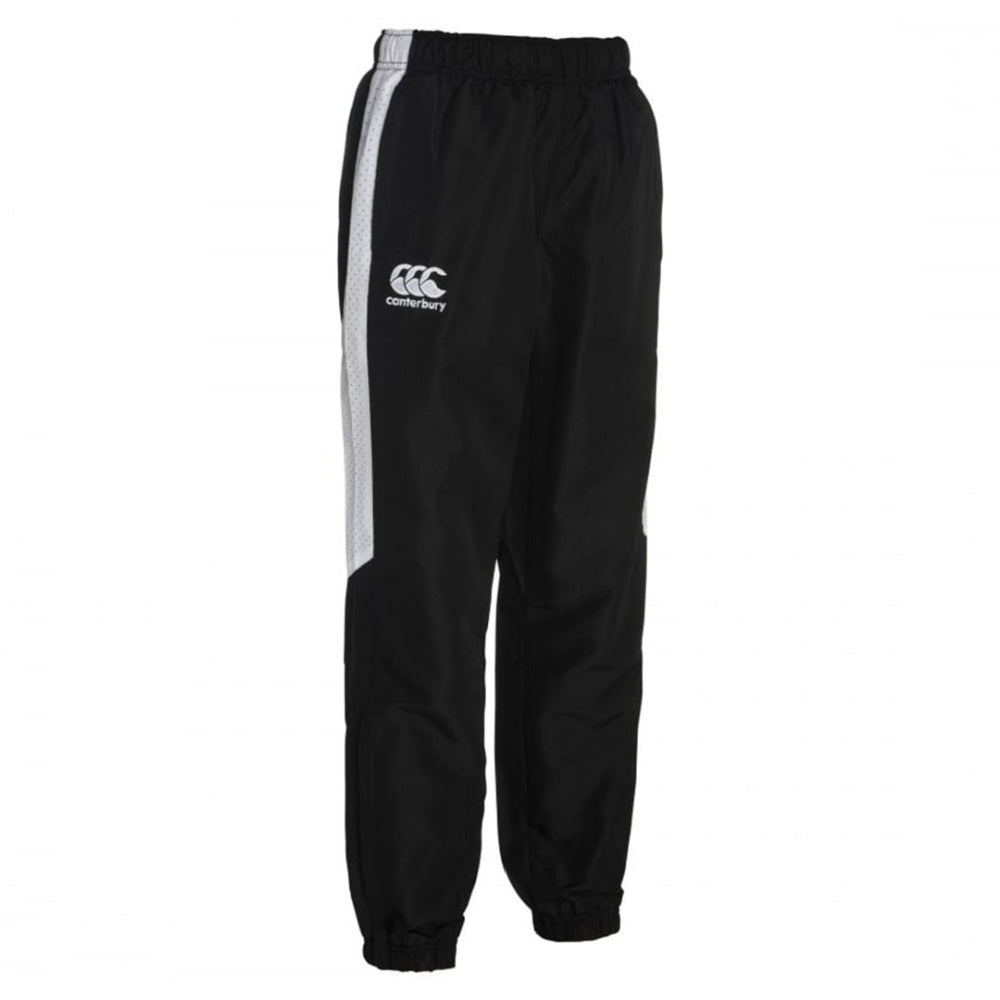 CANTERBURY | MENS TEAM SIDE PANEL TRACKPANT BLACK
