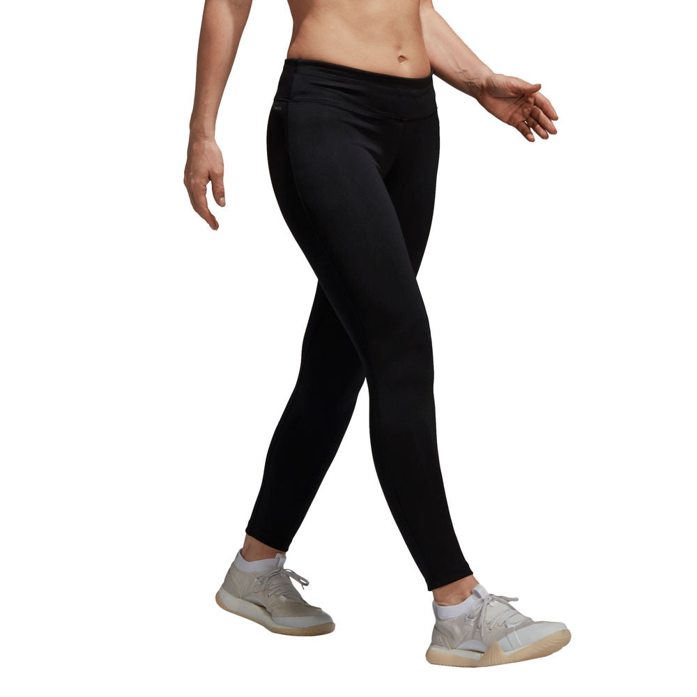 ADIDAS | DESIGNED 2 MOVE REGULAR-RISE TIGHTS