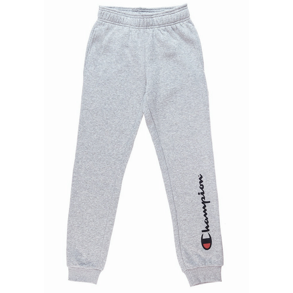 CHAMPION | KIDS SCRIPT CUFF PANT GREY