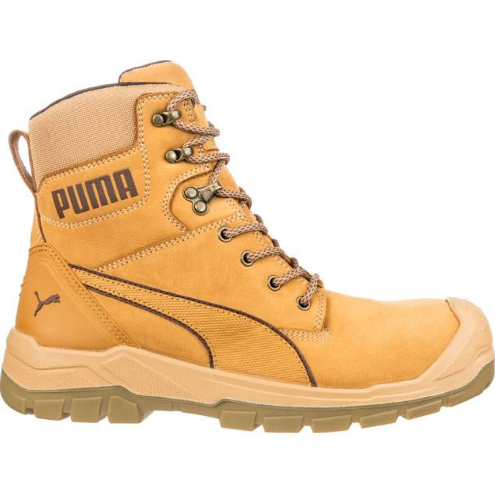 PUMA SAFETY | UNISEX CONQUEST WORKBOOT WHEAT