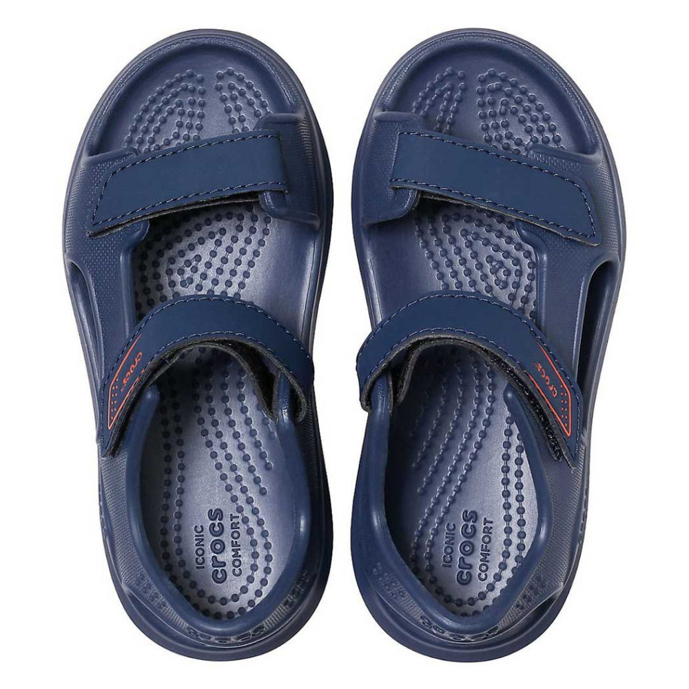 CROCS | KIDS SWIFTWATER EXPEDITION SANDAL K NAVY/NAVY