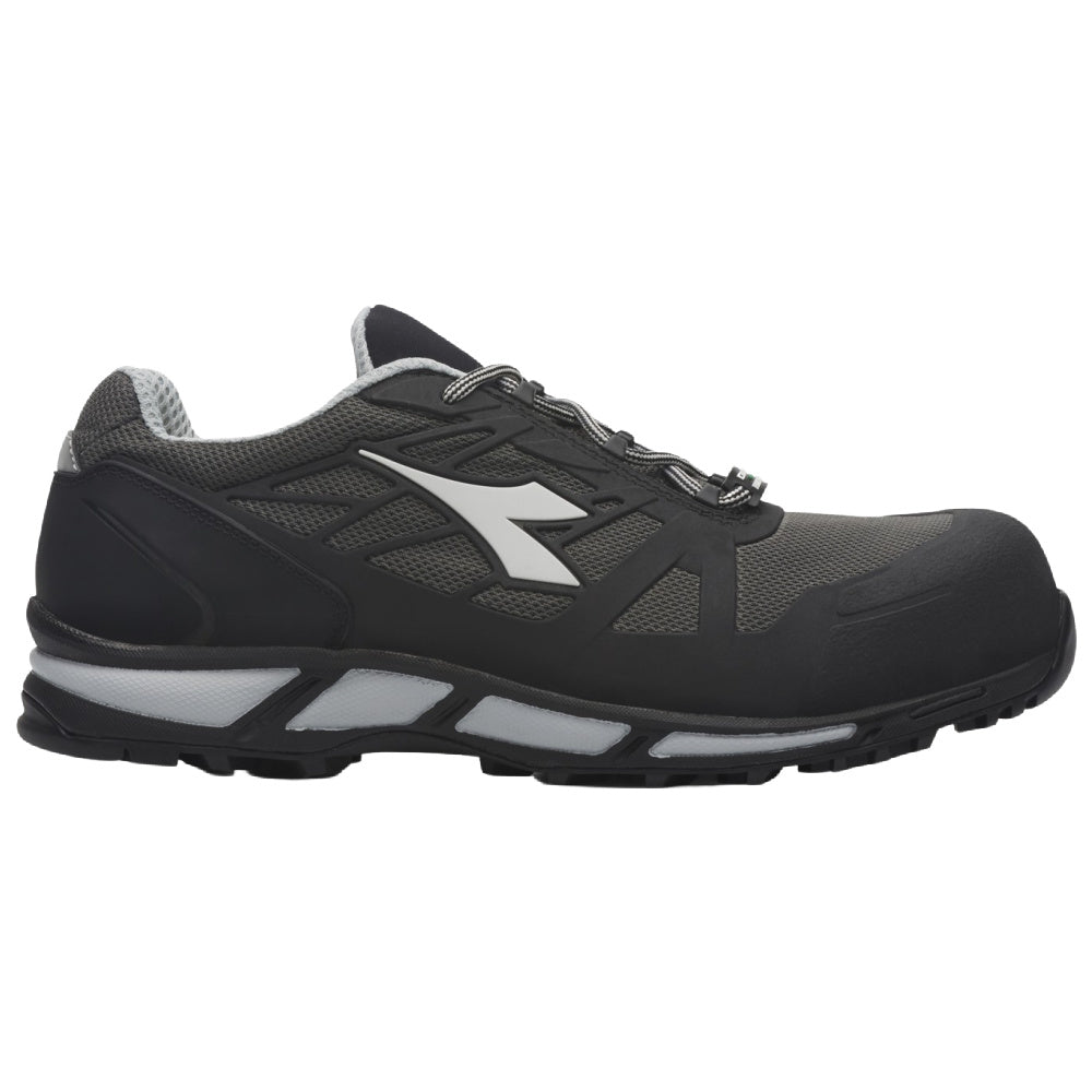 DIADORA | MENS D-TRAIL LOW BLACK/GREY