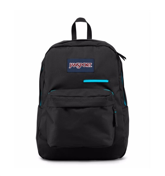 JANSPORT | DIGIBREAK (BLACK)