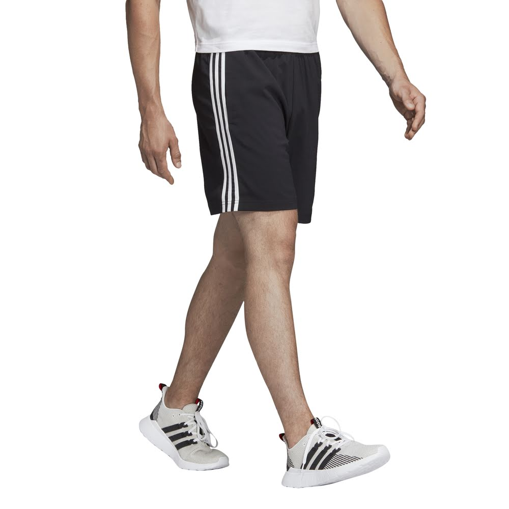 ADIDAS | MENS ESSENTIAL 3 STRIPE CHELSEA SHORT