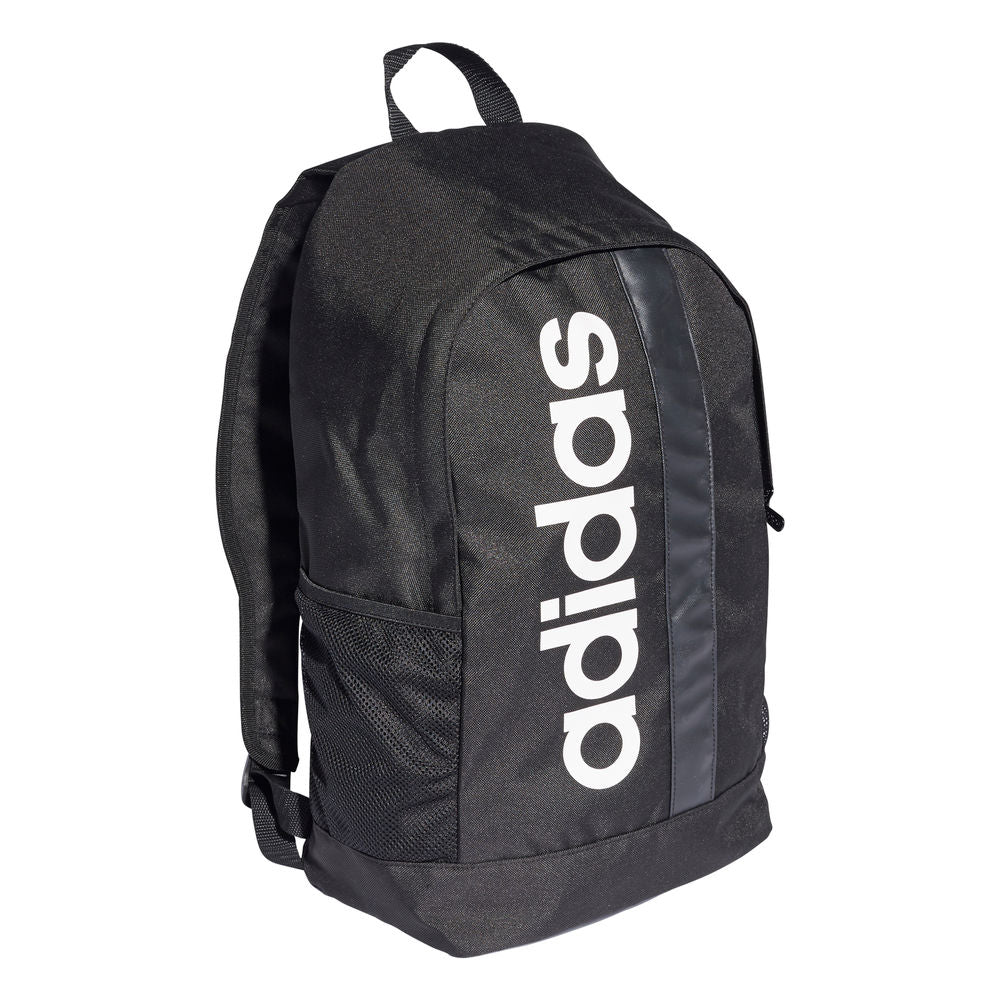 ADIDAS | LINEAR CORE BACKPACK BLACK WHITE