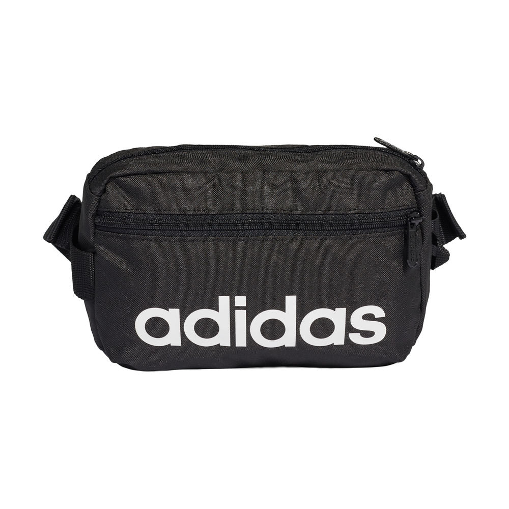 ADIDAS | LINEAR CORE WAIST BAG BLACK/WHITE