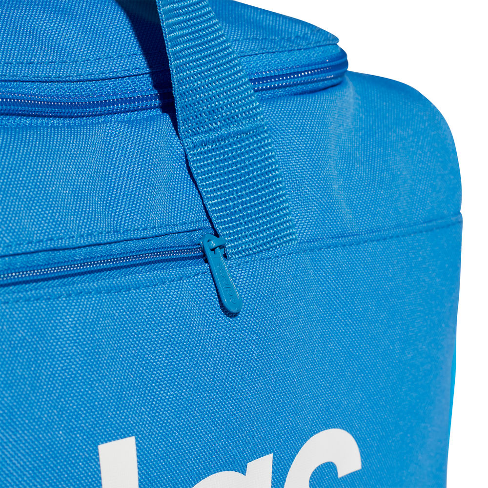 ADIDAS | LINEAR CORE DUFFEL BAG SMALL (BLUE)