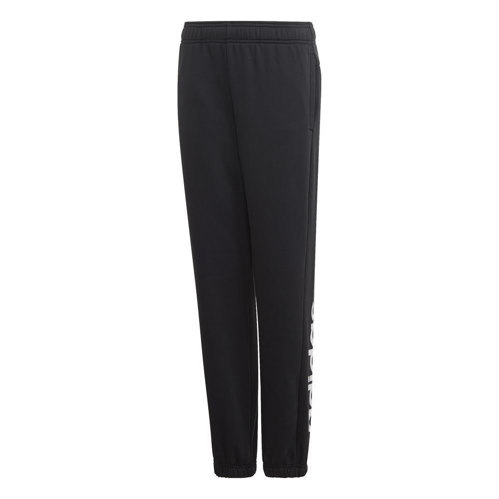 ADIDAS | YOUTH BOYS ESSENTIAL LINEAR PANT BLACK