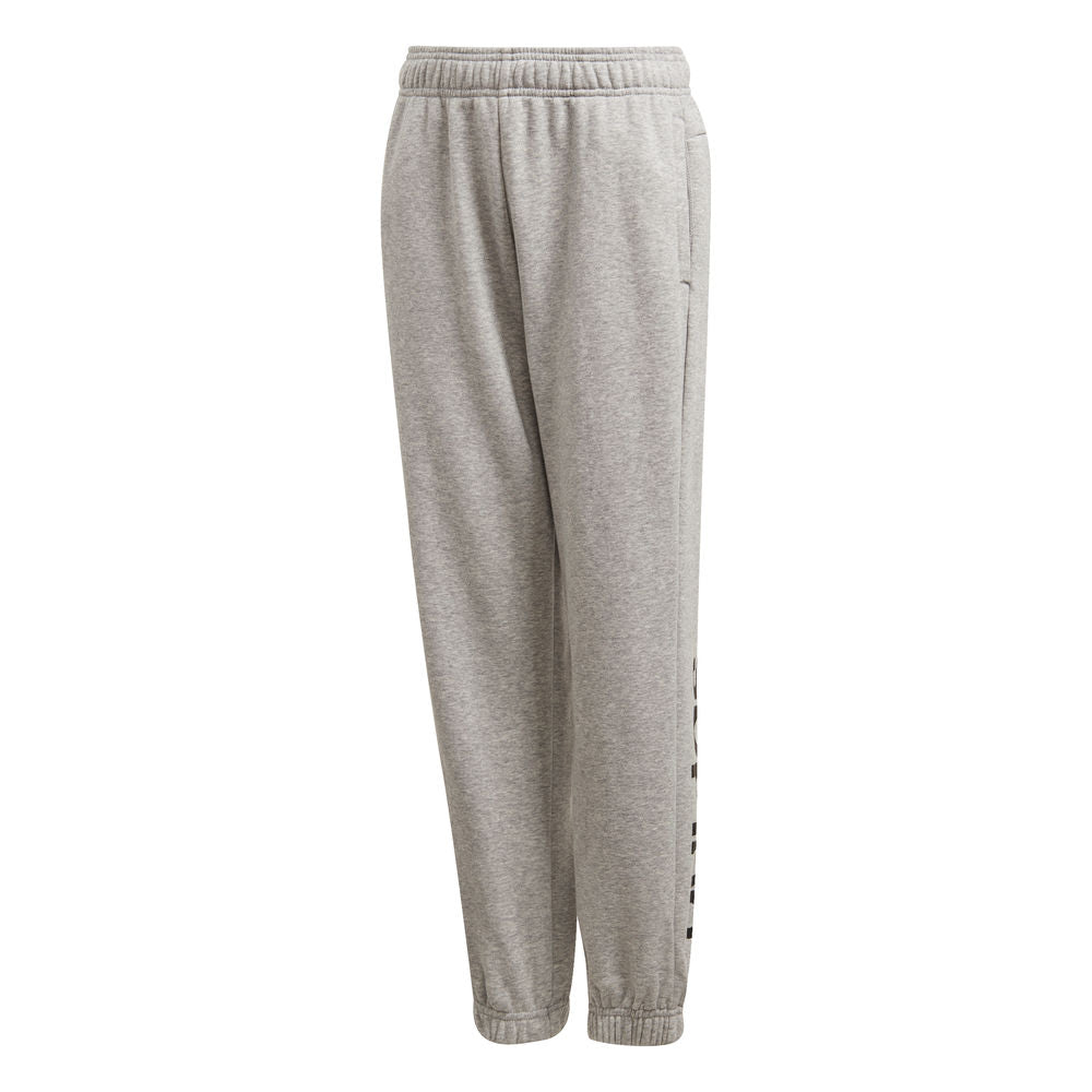 ADIDAS | YOUTH BOYS ESSENTIALS LINEAR PANT GREY/BLACK