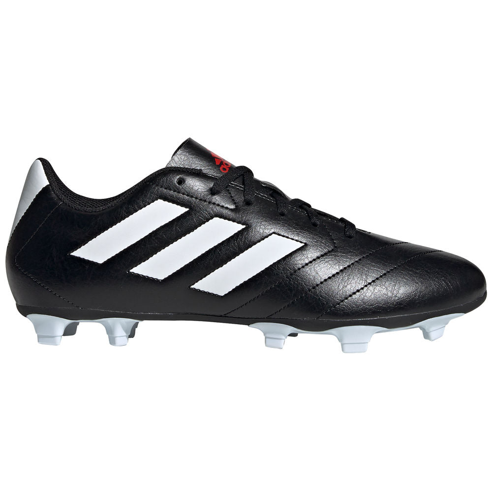 ADIDAS | MENS GOLETTO VII FIRM GROUND BLACK/WHITE