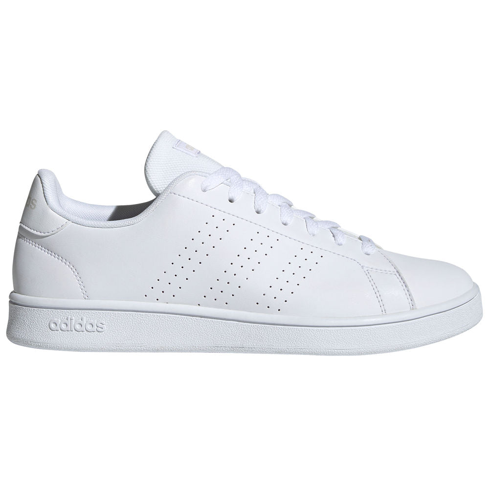 ADIDAS | MENS ADVANTAGE BASE WHITE
