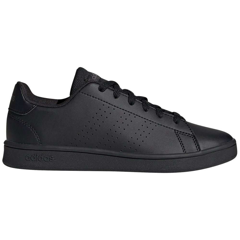 ADIDAS | KIDS ADVANTAGE BLACK/BLACK