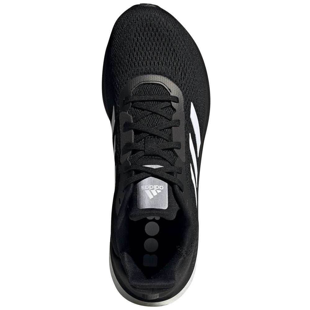 ADIDAS | MENS ASTRARUN BLACK/WHITE