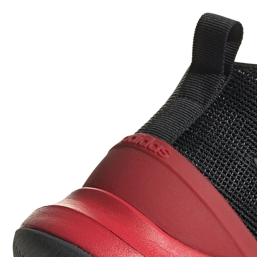 ADIDAS | MENS OWNTHEGAME BLACK/RED