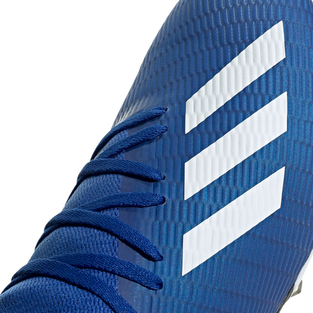 ADIDAS | MENS X 19.3 FG BLUE/WHITE