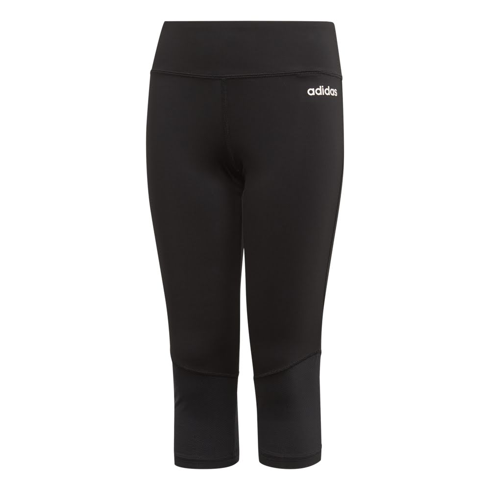 ADIDAS | YOUNG GIRLS CARDIO 3/4 TIGHT BLACK