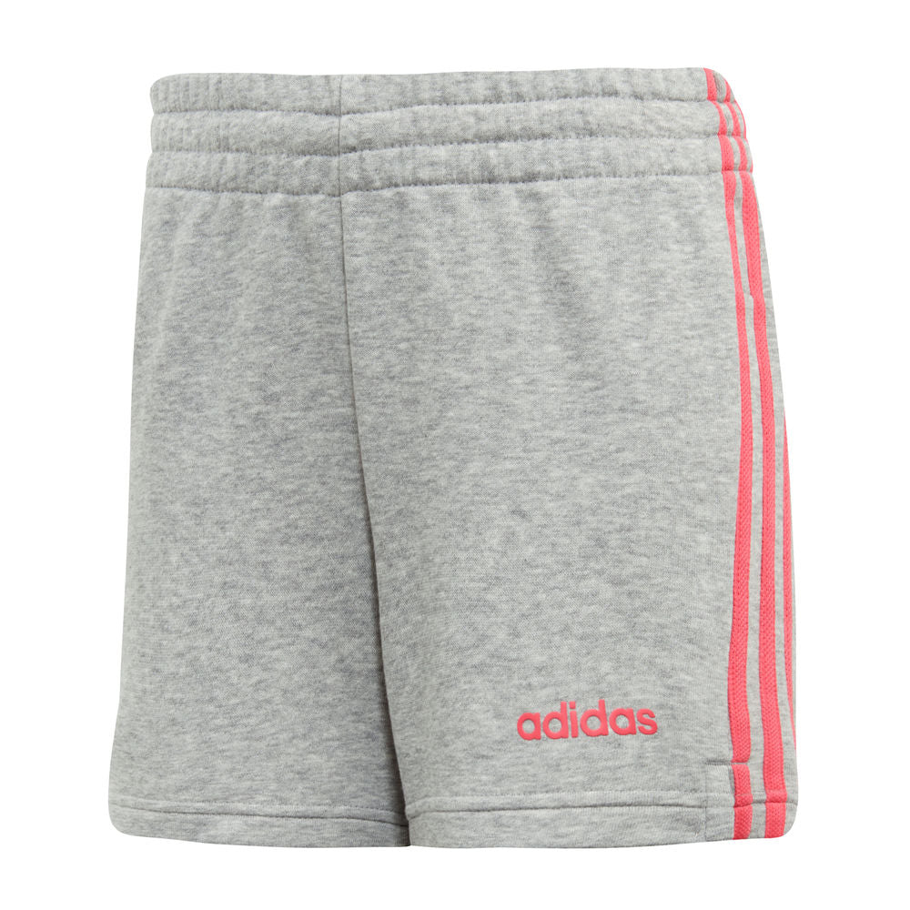 ADIDAS | YOUTH GIRLS ESSENTIAL 3 STRIPES SHORT