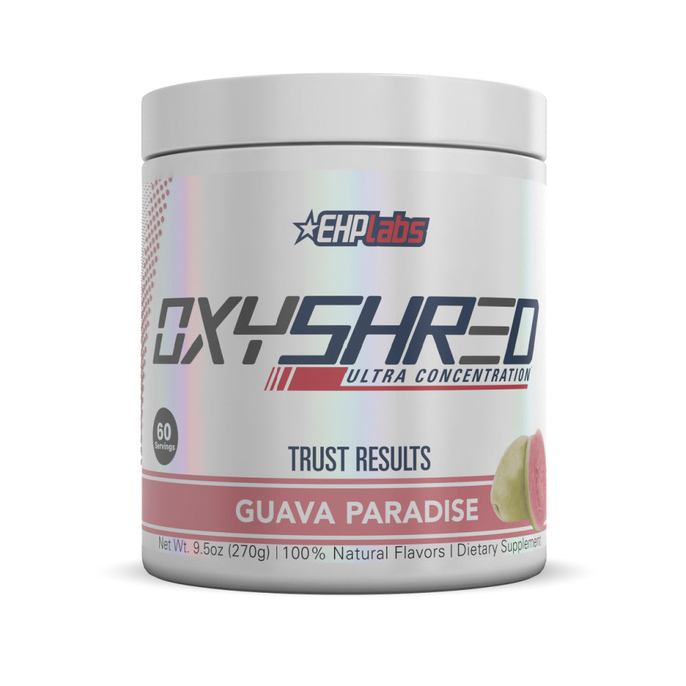 EHP LABS | OXYSHRED THERMOGENIC (60 SERVINGS)