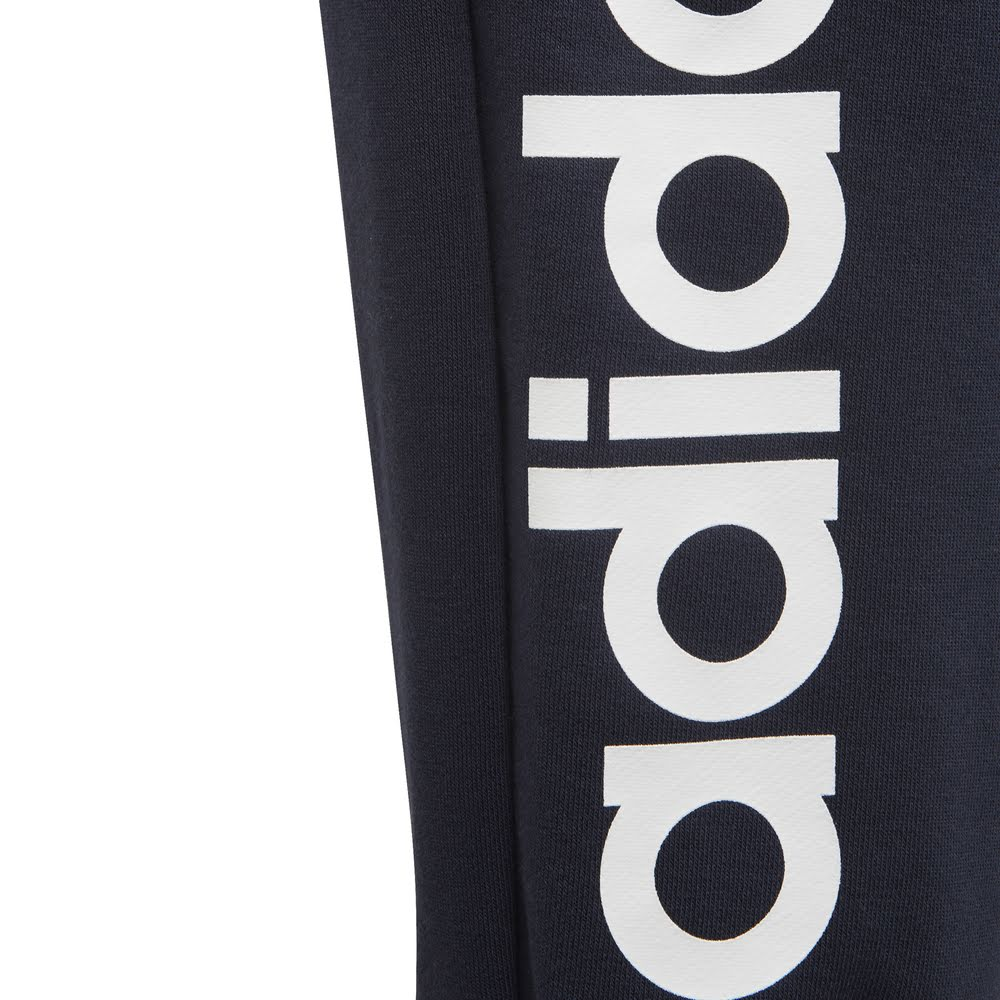 ADIDAS | YOUTH BOYS ESSENTIALS LINEAR PANT NAVY/WHITE