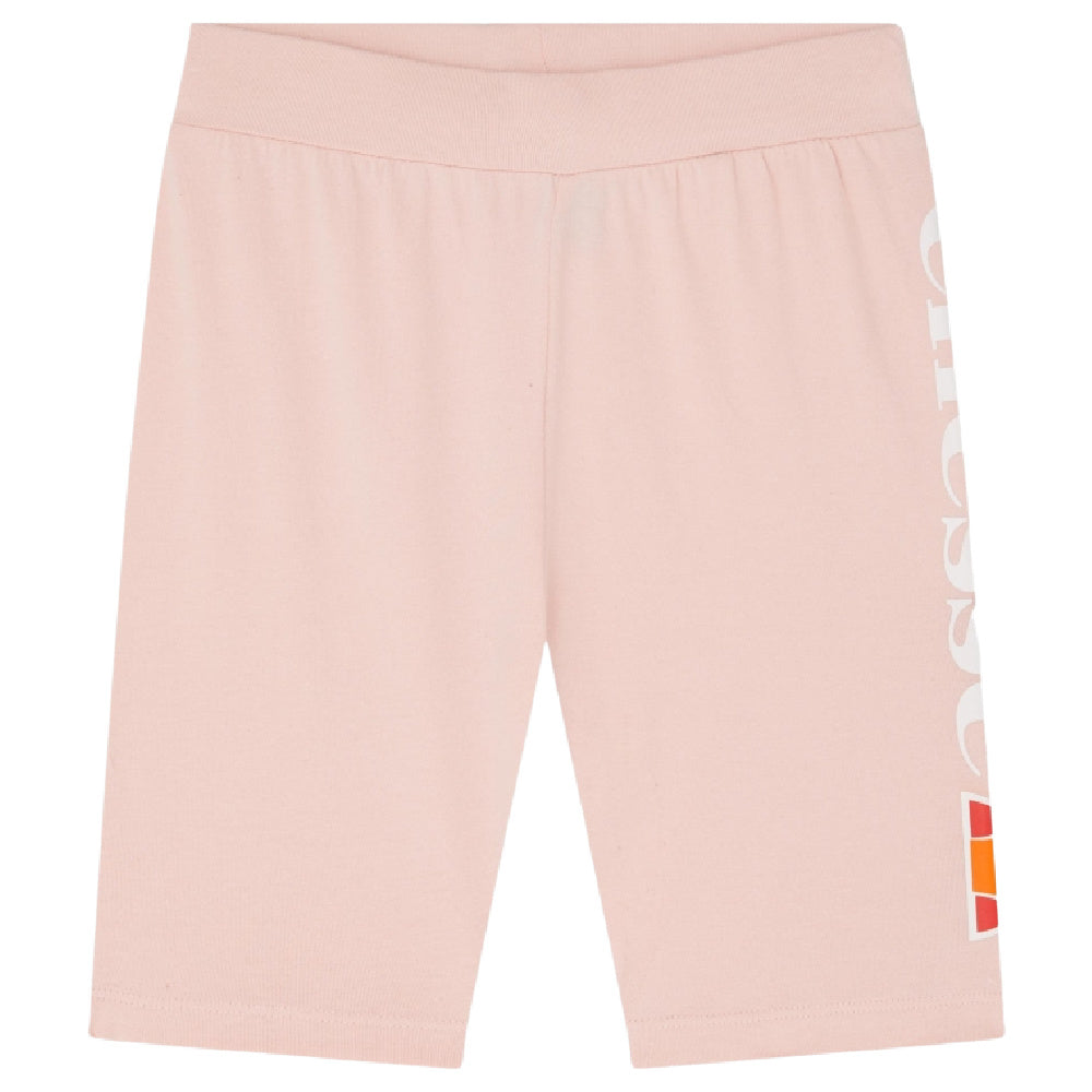 ELLESSE | KIDS SUZINA CYCLING SHORTS LIGHT PINK