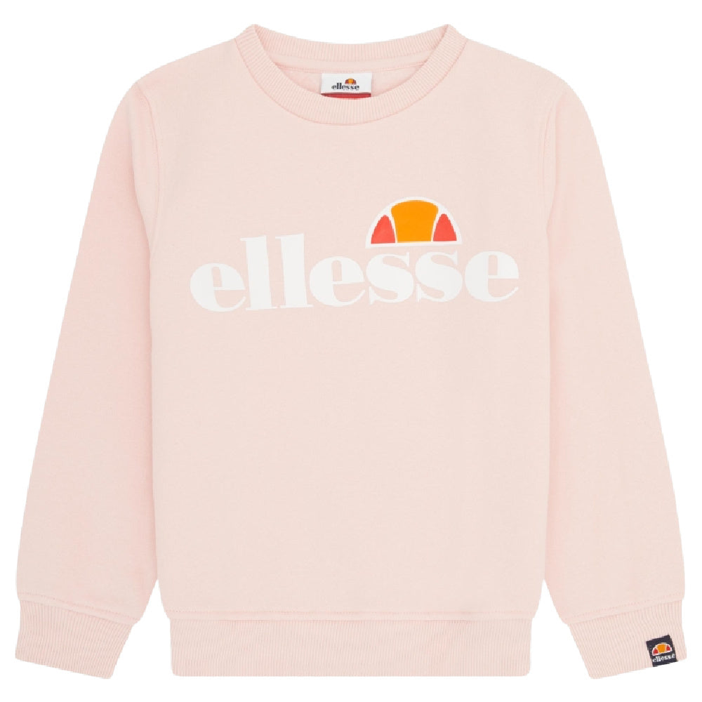 ELLESSE | KIDS SIOBHEN SWEATSHIRT LIGHT PINK