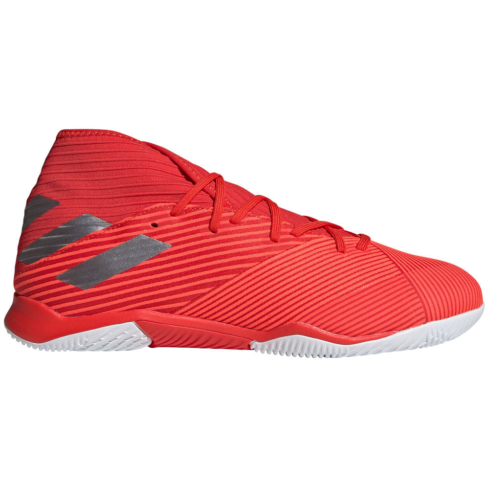 ADIDAS | MENS NEMEZIZ 19.3 IN RED/WHITE/SILVER