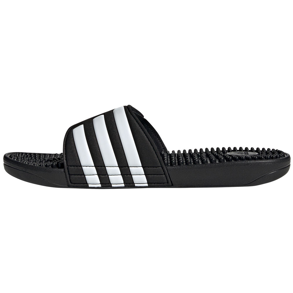 ADIDAS | MENS ADIASSAGE BLACK/WHITE
