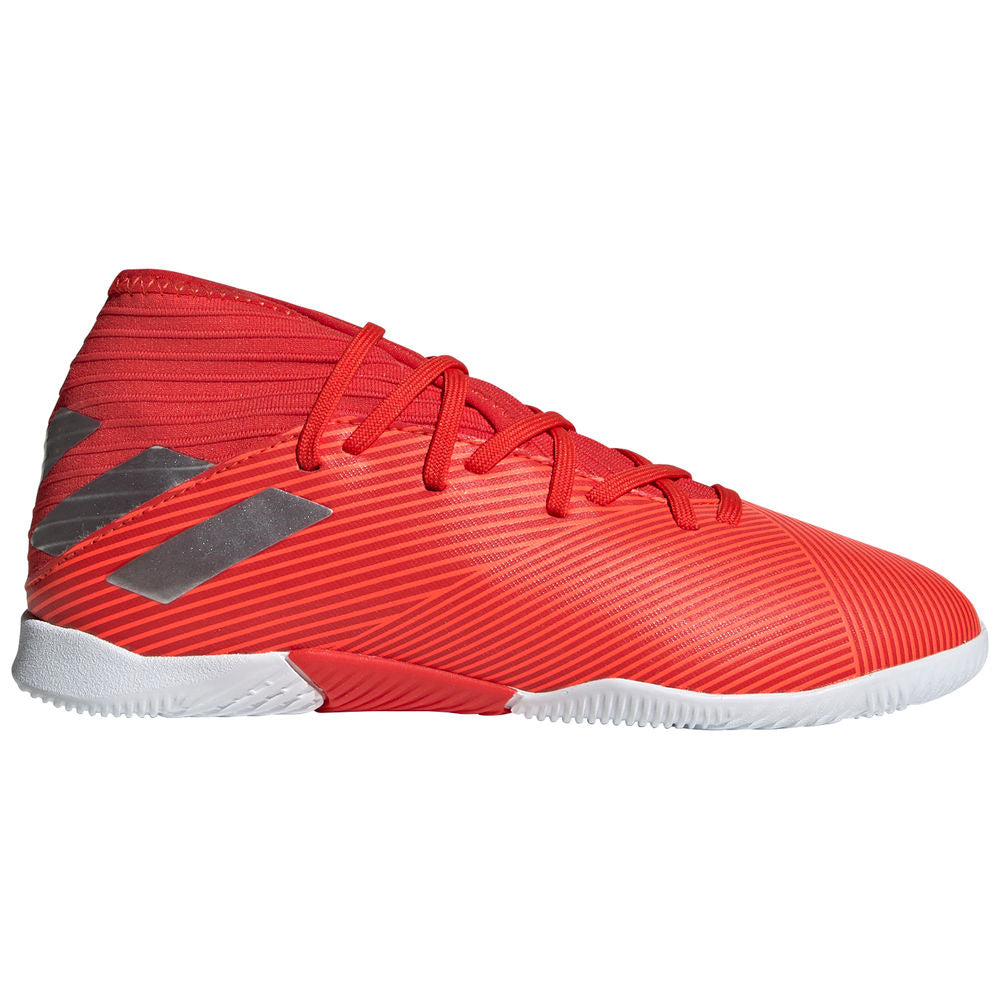 ADIDAS | KIDS NEMEZIZ 19.3 INDOOR RED/WHITE