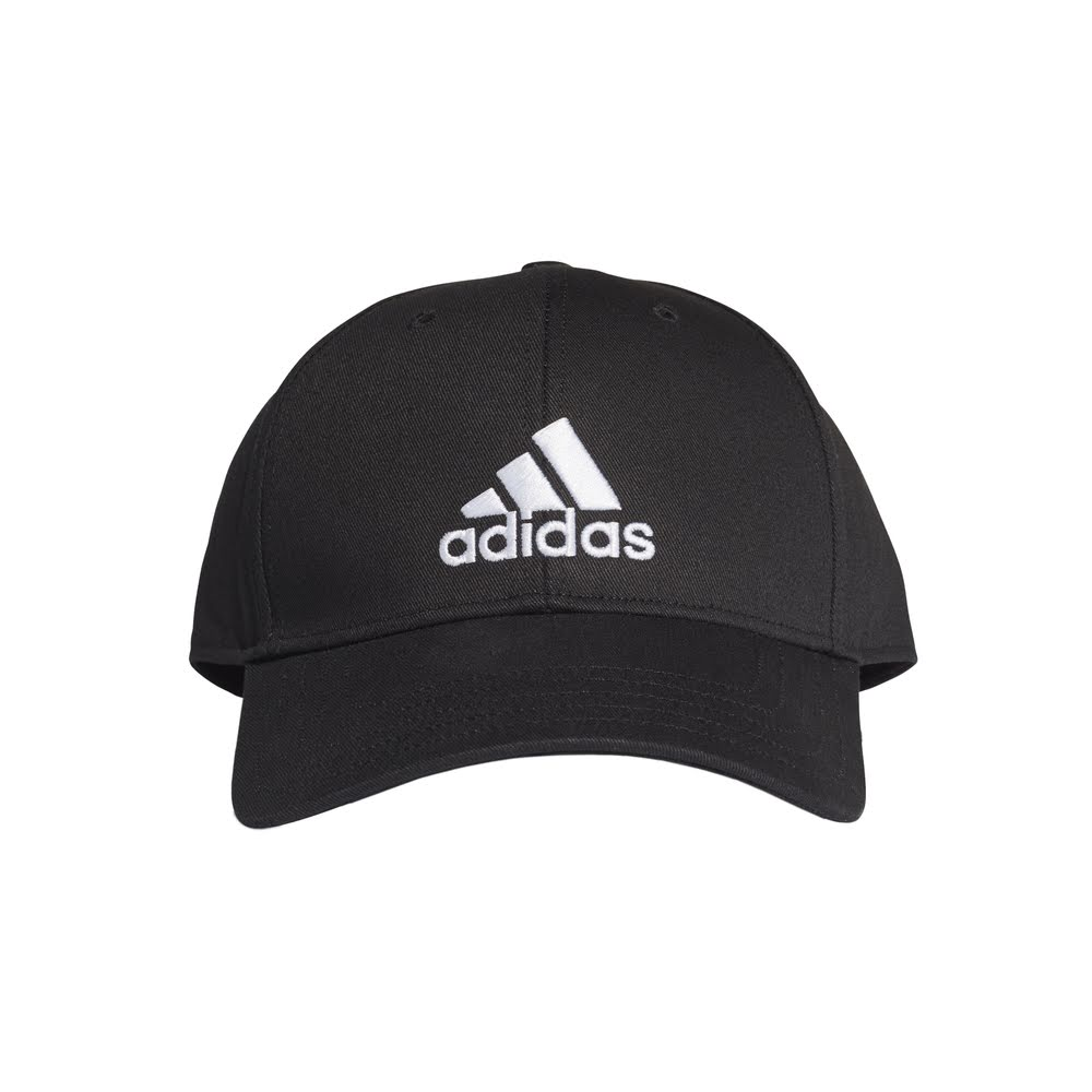ADIDAS | ADULTS BASEBALL CAP BLACK