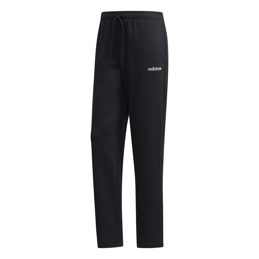 ADIDAS | MENS FEELCOZY (BLACK/WHITE)