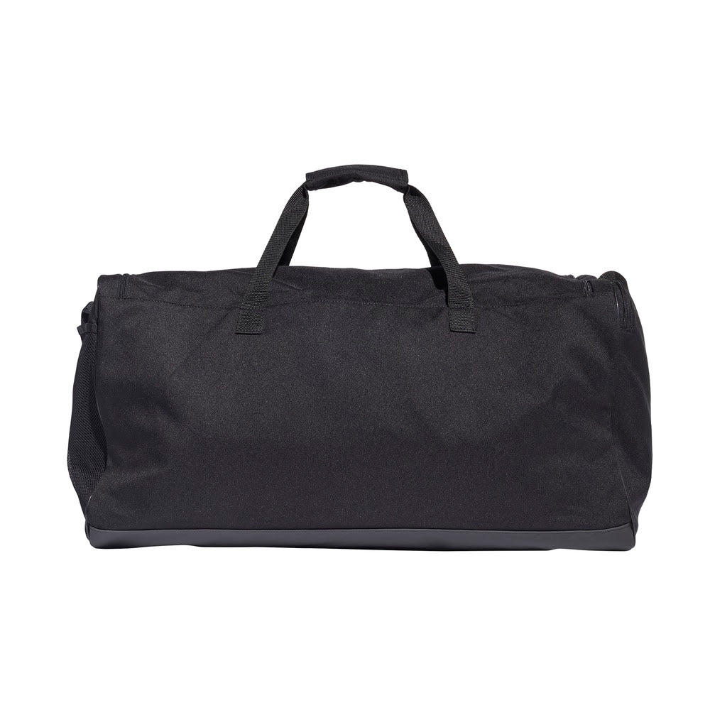 ADIDAS | LINEAR DUFFLE LARGE BLACK/WHITE